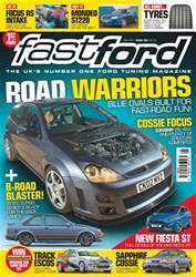 Fast Ford issue No. 382 Road Warriors