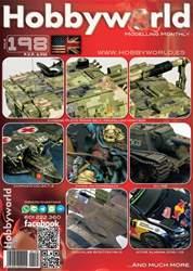 HOBBYWORLD 198 issue HOBBYWORLD 198