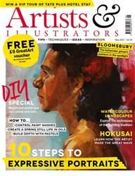 Artist & Illustrators issue May 2017