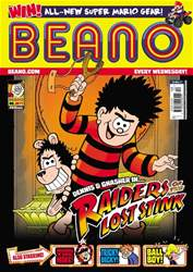 The Beano issue 25th March 2017