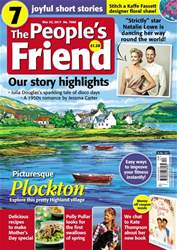 The People's Friend issue 25/03/2017