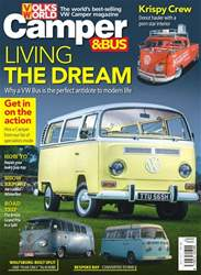 VW Camper issue May 2017