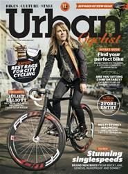 Urban Cyclist issue Urban Cyclist