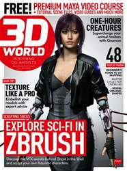 3D World issue May 2017