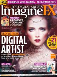 ImagineFX issue May 2017