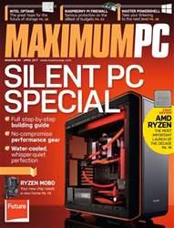 Maximum PC issue April 2017