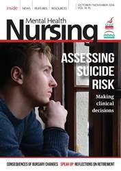 October/November 2016 issue October/November 2016