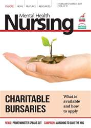 Mental Health Nursing issue February/March 2017