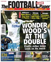 The Football League Paper issue 19th March 2017