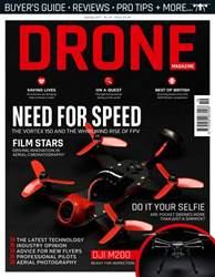 Drone Magazine issue Drone Magazine Issue 19