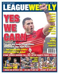 League Weekly issue 766