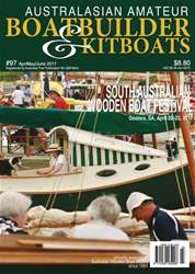 Australian Amateur Boat Builder issue Apr/May/June 2017