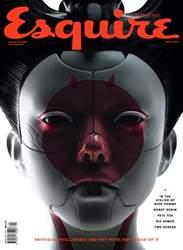Esquire Malaysia issue Apr 2017