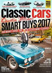 Classic Cars issue Classic Cars