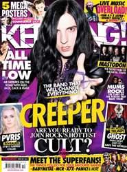 Kerrang issue Kerrang