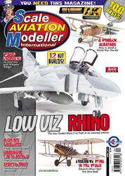 Scale Aviation Modeller Internat issue SAMI Vol 23 Iss 4 April 2017