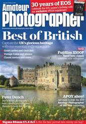 Amateur Photographer issue 25th March 2017