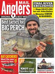 Anglers Mail issue 21st March 2017