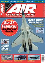AIR International issue   April 2017