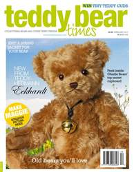 Teddy Bear Times issue Teddy Bear Times