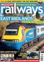 Modern Railways issue Modern Railways