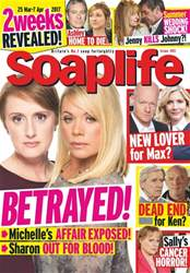 Soaplife issue 25th March 2017