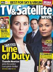 TV & Satellite Week issue 25th March 2017