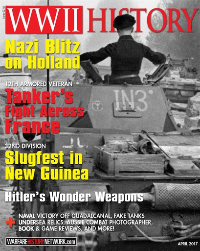 WW2 History Magazine Preview