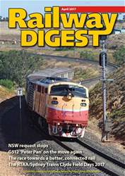 Railway Digest issue April 2017