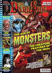 Issue 176: 1950s Creature Features issue Issue 176: 1950s Creature Features