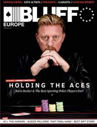 Bluff Europe issue Bluff Europe March 2017