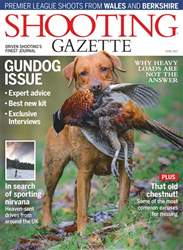 Shooting Gazette issue April 2017