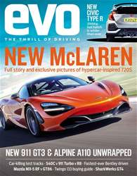 Evo issue May 2017