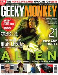 Geeky Monkey issue Geeky Monkey 019
