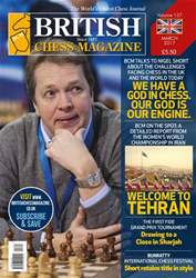 British Chess Magazine issue British Chess Magazine