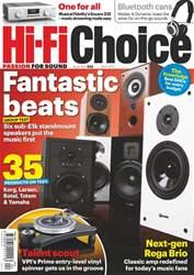 Hi-Fi Choice issue April 2017