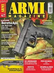 ARMI MAGAZINE issue Aprile 2017