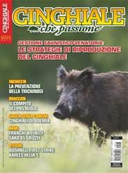 IL CINGHIALE CHE PASSIONE issue Apr-Mag 2017