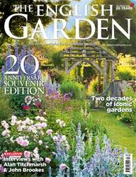 The English Garden issue The English Garden