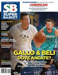 Superbasket issue Marzo 2017