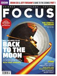 Focus - Science & Technology Magazine Cover