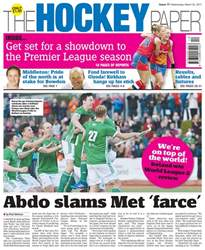 The Hockey Paper issue 22nd March 2017