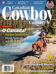 Canadian Cowboy Country issue AprMay 2017