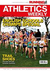 Athletics Weekly issue March 23, 2017