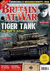 Britain at War Magazine issue   April 2017