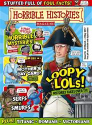 Horrible Histories issue April 2017