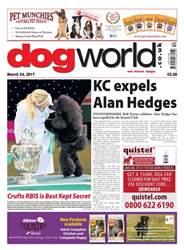 Dog World issue 24/03/2017
