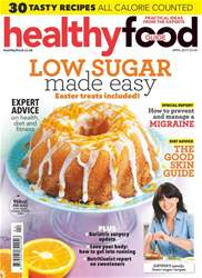 Healthy Food Guide issue April 2017
