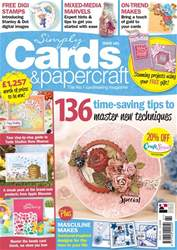 Simply Cards & Papercraft issue Issue 161