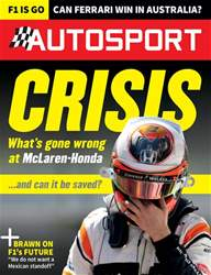 Autosport issue 23rd March 2017